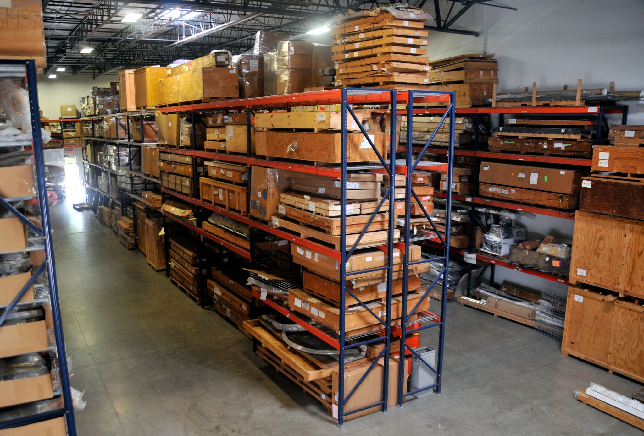 ATS offers a broad inventory portfolio of used serviceable material (USM) ready for global delivery